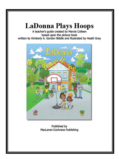 LaDonna Plays Hoops Teachers Guide